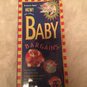 Other - 10/$10 baby bargain book